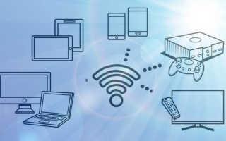 Список подключенных устройств к роутеру