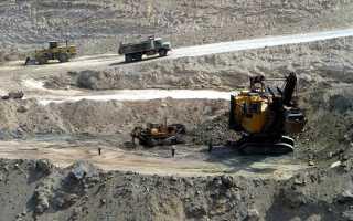 Месторождения железной руды в россии список