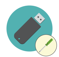 Как разобрать флешку smartbuy click