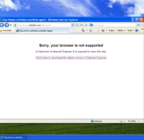 Какой браузер поддерживает