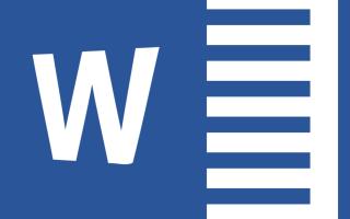 Комбинация клавишей замена word