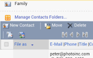 Office outlook web access
