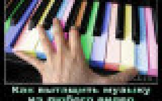 Извлечь музыку из видео онлайн youtube