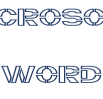 Шрифт для трафарета в word