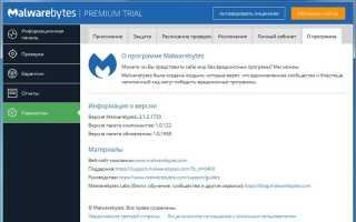 Антивирус malwarebytes отзывы