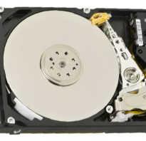 Жесткий диск это какая память